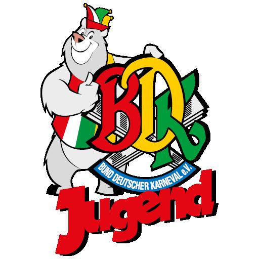 Logo Bund Deutscher Karneval-Jugend (BDK-Jugend)