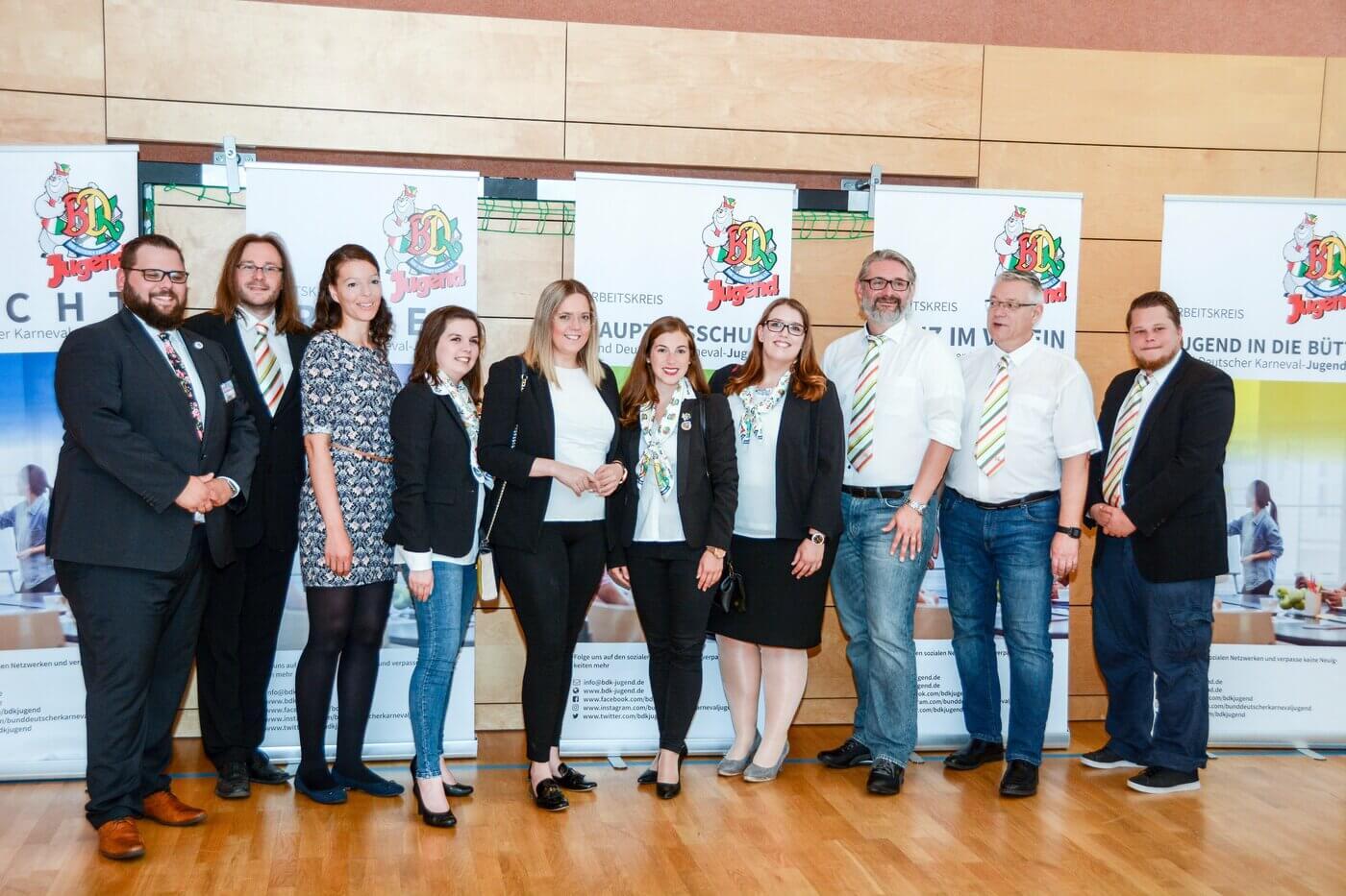 Bundesjugendleitung BDK-Jugend 2018